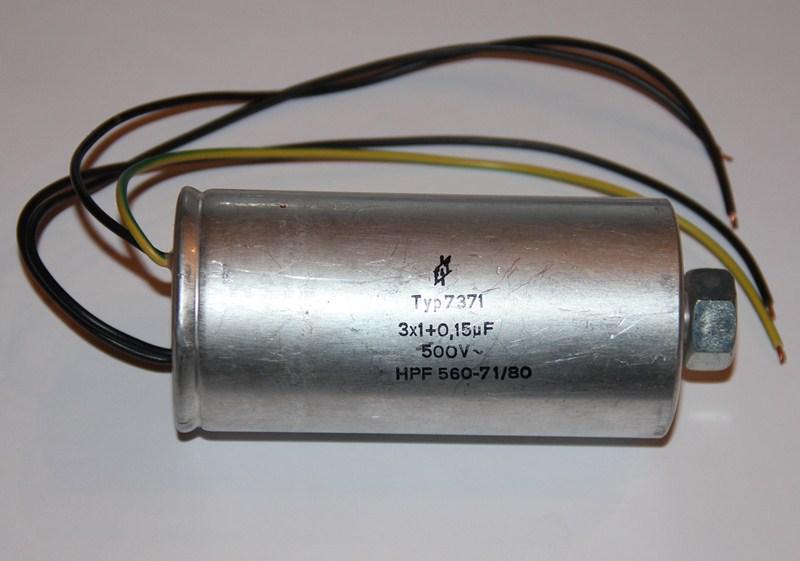LFB10150035050 F/&T Aluminium Electrolytic Capacitor 100 uF 500 VDC